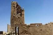 العدوان السعودي يدمر 23 معلما أثريا من معالم التراث الإنساني في اليمن