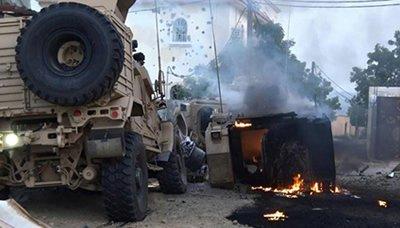 مصرع وإصابة عدد من الجنود السعوديين في جيزان