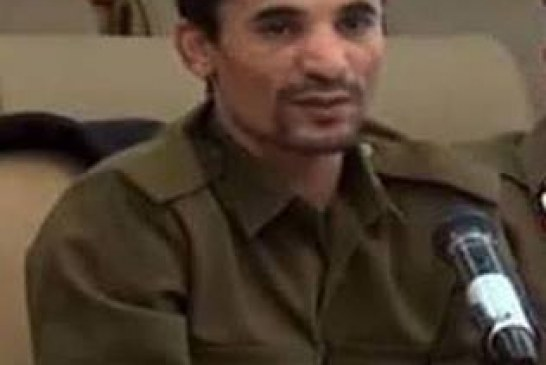 تكليف ابو علي الحاكم قائدا للمنطقة الرابعة وقائدا للواء 35