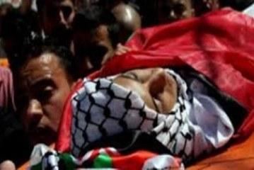 إستشهاد 4 فلسطينيين برصاص قوات الاحتلال بالضفة الغربية