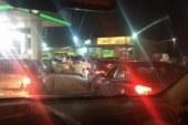 شاهد : ازدحام في محطات تعبئة الوقود في السعودية بعد قرار زيادة الأسعار(تفاصيل +صور)
