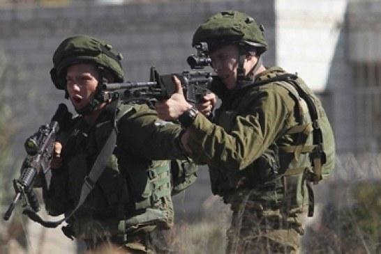 استشهاد شابين فلسطينيين برصاص قوات الاحتلال