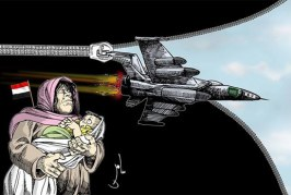 كاريكاتير : سامر الشميري
