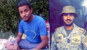 بالصور والأسماء : مصرع جنديين سعوديين في الطوال بجيزان.