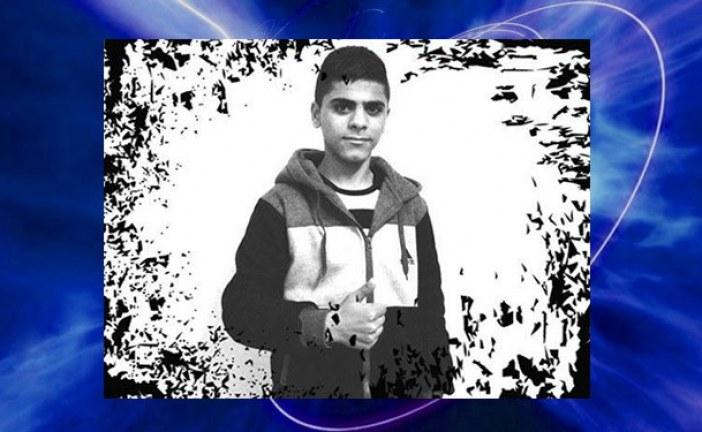 إستشهاد فتى فلسطيني برصاص مستوطن صهيوني بالخليل