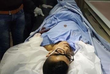 استشهاد شاب فلسطيني برصاص جنود الاحتلال