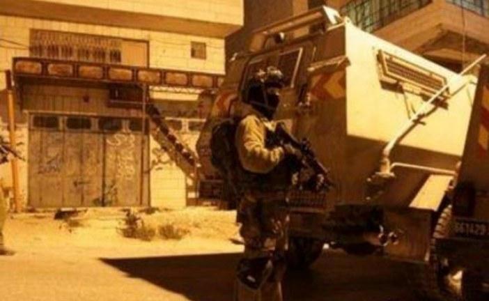 استشهاد شابين فلسطينيين واقتحامات لمنازل المواطنين بالضفة الغربية