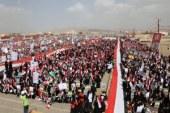 """عاجل : شاهد الحشود الهائلة والضخمة المتوافدة الى جوار الكلية الحربية """"صور"""""""