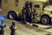 مداهمات واعتقالات في الضفة والقدس المحتلتين بينهم صحفي