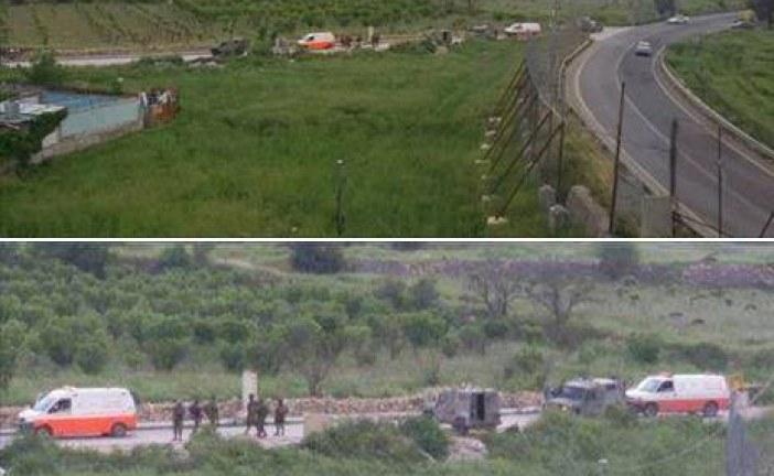 استشهاد شاب واعتقال طفلين في حادثتين منفصلتين بفلسطين
