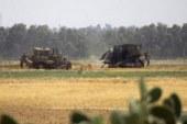 الاحتلال يعتقل 3 مواطنين من نابلس ويتوغل شرق غزة