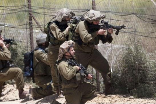 العدو الإسرائيلي يستهدف مزارعين فلسطينيين جنوب قطاع غزة