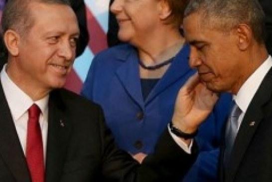 """سياسة أمريكا الجديدة في الشرق الأوسط تعتمد على """"القيادة من الخلف"""""""