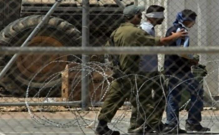 اقتحام للأقصى واعتقال وإبعاد 4 شبان من القدس