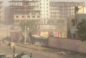 أرتفاع حصيلة ضحايا الهجوم الانتحاري بعدن