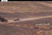 """شاهد : عمليات اقتحام موقع قلة القناصين المطل مباشرة على مدينة نجران """"فيديو"""""""