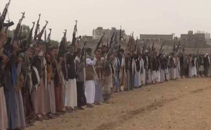 ذمار : أبناء مديرية مغرب عنس يباركون تشكيل المجلس السياسي الوطني
