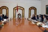 المجلس السياسي يناقش إجراءات تشكيل الحكومة ويؤكد تعامله الإيجابي مع أي مبادرات تقوم على أساس وقف العدوان