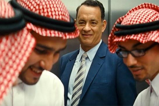 (صور) ما الذي فعله ممثل أمريكي  وأغضب السعوديين الى هذا الحد؟!