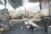 عشرات الضحايا جراء  استهداف مصنعين للمواد الغذائية