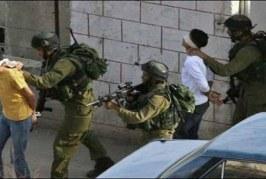 اصابات خلال مواجهات مع الاحتلال في ابو ديس شرق القدس واعتقال ثمانية فلسطينيين في الضفة