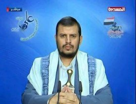 السيد عبدالملك بدرالدين الحوثي يخاطب أبناء نجران وجيزان وعسير ويدعو لحملة شعبية لدعم البنك