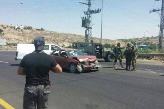 استشهاد شاب فلسطيني بزعم دهس 3 جنود صهاينة شمال الخليل