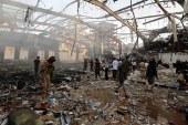 اللجنة الأولمبية اليمنية تدين جريمة العدوان بالصالة الكبرى
