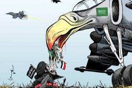 الاهداف لطيران ال سعود في اليمن