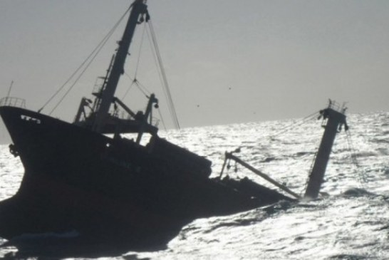 غرق سفينة ركاب  قبالة سواحل سقطرى