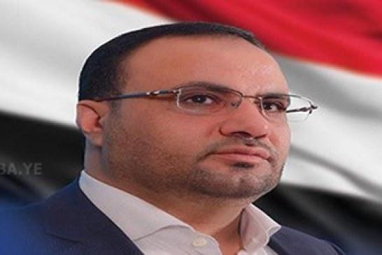 رئيس المجلس السياسي الأعلى يشيد بمواقف مشائخ وأعيان عنس وكل أبناء محافظة ذمار