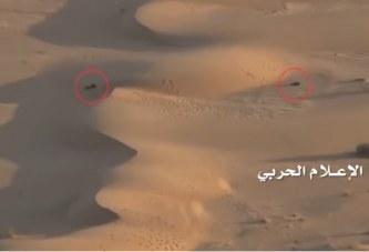 كسر زحف بصحراء الاجاشر ومصرع وجرح عدد امن لمرتزقة