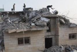 """العدو الإسرائيلي يسلم إخطارات هدم 40 منزلا ومدرسة في """"الخان الأحمر"""""""