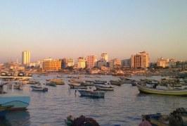 بحرية الاحتلال تفتح نيرانها على الصيادين الفلسطينيين