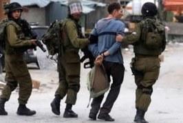 الاحتلال الإسرائيلي يعتقل 4 مواطنين فلسطينيين من محافظتي الخليل وجنين