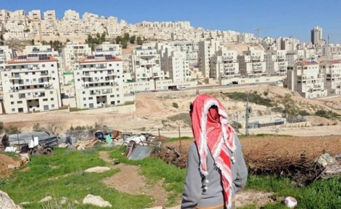 الكيان الصهيوني يشرع بأكبر عملية استيطانية