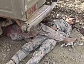 100قتيل وجريح سعودي، الحدود تشتعل (تقرير)