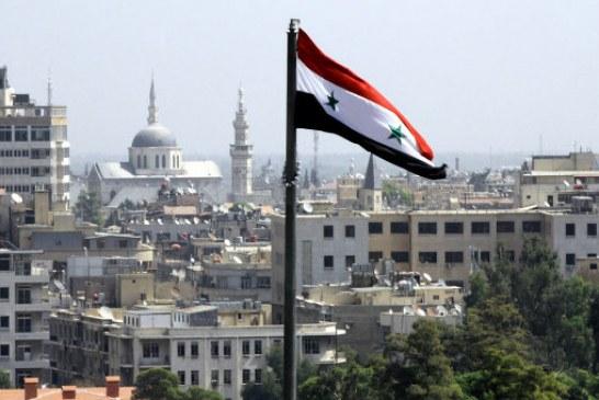 أول رئيس أجنبي يزور سوريا منذ سنوات