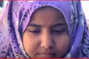 بالفيديو : الطفلة إتحاد أصيبت بالفشل الكلوي نتيجة لغارات العدوان