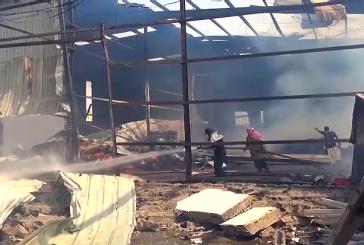 200 منشأة اقتصادية يمنية دمرت وتوقفت جراء العدوان والحصار(تقرير)