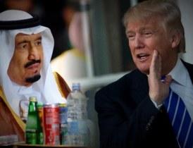 340 مليار دولار: السعودية تدفع  الجزية لترامب