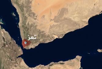 غارات مكثفة لطيران العدوان على مناطق متفرقة من محافظة تعز ومصرع عدد من المرتزقة في المخا