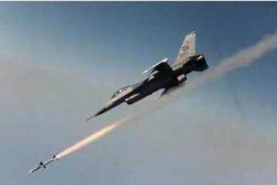 مجزرة بشعة يرتكبها طيران العدوان بحق المدنيين بمحافظة تعز