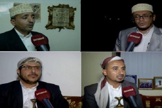 علماء اليمن يرحبون بدعوة السيد لعقد اجتماع في العاشر من رمضان