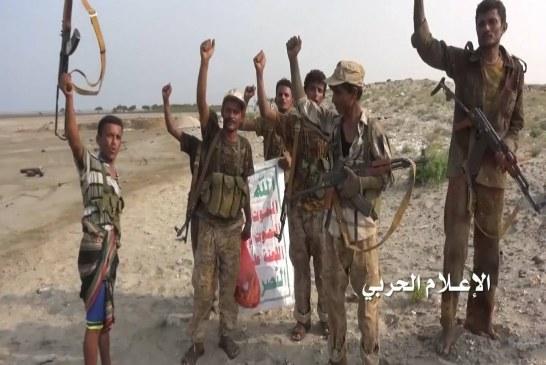 #ميدي   عملية هجومية واسعة على مواقع الجيش السعودي