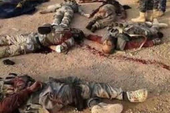 مصرع وجرح عدد من جنود العدو السعودي ومرتزقته بعسير ونجران
