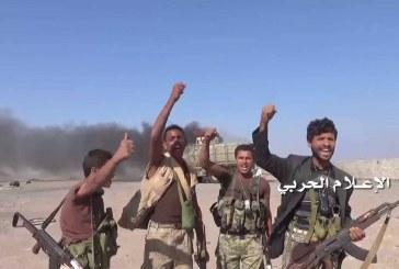 """أبطال الجيش واللجان يحققون انتصارات نوعية بمختلف الجبهات""""تقرير"""""""