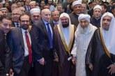 """""""صورة"""" الشيخ عبدالرحمن السديسالرئيس العام لشؤون#المسجد_الحراموالمسجد النبوي يلتقي مبعوث الكيان الصهيوني"""