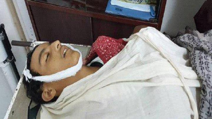 """جندي يقتل الفتى """"حسين احمد صالح 14 عاما"""" بعدن"""