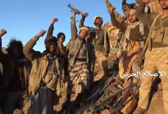 ألبوم صور | كسر زحف للمرتزقة ومقتل العشرات واغتنام أسلحتهم في جبهة نهم